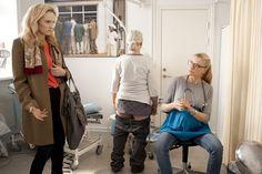 Mille Lehfeldt og Mille Dinesen. TalentTyven har premiere den 11. oktober 2012. Copyright SF Film