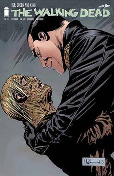 The Walking Dead #156: Preview da edição que sairá amanhã (06/07) | Feededigno