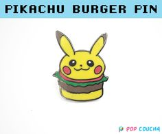 Pikachu Lapel Pin | Enamel Burger Pokemon Gift Badge Pins Badges Cute Brooch Charmander Squirtle Metal Nickel Brooches Jewellery Jewelry by POPxCOUCHA on Etsy POKEMON GREETING CARD  Heart Pokeball Pokemon Go Pun Couple Gift Valentine Pikachu 90s Present Love Nintendo Boyfriend Girlfriend Birthday Anniversary Anime Love Card Gaming Nerd Cards Geek Pokemon Art  Design Pocket Monsters Handmade Paper Goods Humour Game Catch Em all Team Mystic Team Valor Team Instinct Drawing Art poster