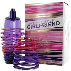 Justin Bieber Girlfriend Women's 3.4-ounce Eau de Parfum Spray ($27) ❤ liked on Polyvore featuring beauty products, fragrance, accessories, orange, flower perfume, justin bieber perfume, justin bieber fragrance, blossom perfume and edp perfume