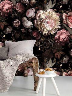 PAINTZEN | Walls so Pretty They'll Make you Blush
