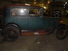 1928 Ford Model A 2 Dr Sedan for sale | Hemmings Motor News