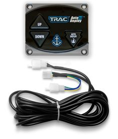 Trac Anchor Winch Wireless Remote Control Kit for Boats