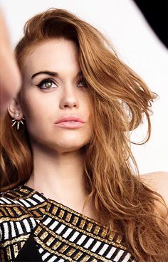 Holland Roden  for «Mane Addicts»