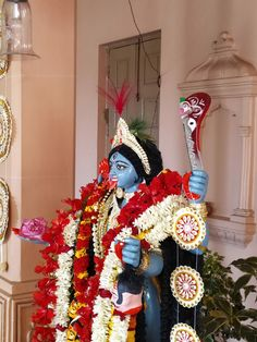 Mother Kali, Kali Mata, Lord Shiva, 4th Of July Wreath, Wreaths, Mistress, Home Decor, Decoration Home, Door Wreaths