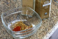 Easy Homemade Mixes, Flours, Seasonings, and Spice Blends: Herb Seasoning Blend