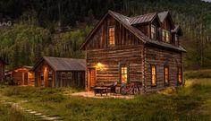 Exclusive Colorado Resort: Dunton Hot Spring Resort   DesignRulz.com
