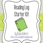 A reading log can be a great way for kids to keep track of their reading and, more importantly, track their growth as readers! Reading Logs, Reading Workshop, Free Reading, Parent Letters, Letter To Parents, System 44, Student Folders, Read 180, Read To Self