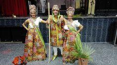 Grupo Mascarada Carnaval: La agrupación musical Salsabor presentó anoche su ...