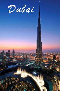 When you are in Dubai, you should definitely visit the Burj Khalifa. ... read more