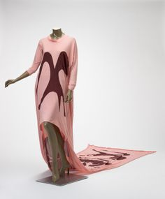 Dress | Vivienne Westwood and Malcolm McLaren, Autumn/Winter 1982-1983 | Material: cotton | Indianapolis Museum of Art