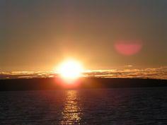West coast - Monkey Mia - sunset