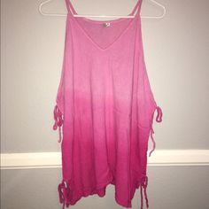 Ripcurl Bathing Suit Coverup Cover up style tank top. Light material. Great to wear to the pool or beach. Looks brand new. Price may be negotiable! Ripcurl Swim Coverups
