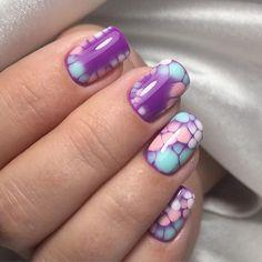 #красивый #дизайн #ногтей