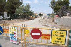 El ensanchamiento de la Avenida del Portús estará operativa en quince días