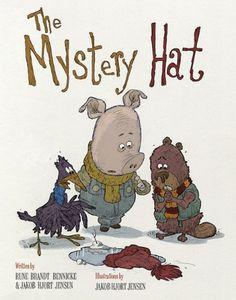 The Mystery Hat (Thistle Brook) by Rune Brandt Bennicke http://www.amazon.com/dp/1629146218/ref=cm_sw_r_pi_dp_IdCLvb1HEDJN0