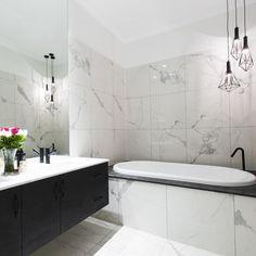 The Block week 9 room reveals: Room reprises & terrace - The Interiors Addict Art Deco Bathroom, Bathroom Kids, Master Bathroom, Bathroom Bath, Redo Bathroom, Decor Interior Design, Interior Styling, The Block 2016, Best Bathroom Designs