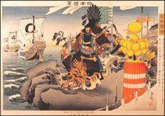 History of the Meiji Restoration of Japan Japan Japan, Japan Art, Meiji Restoration, Japanese Artwork, Virtual Museum, Environment Design, Graphic Design Posters, Woodblock Print, Warriors