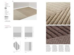 terai series tec #contemporaryrug http://www.nodusrug.it/en/rugs_collections_intro.php