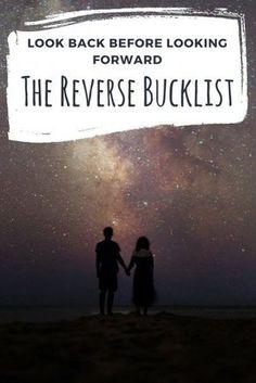 Reverse Bucket List: Look Back Before Looking Forward | Personal Growth Tips | #lifehacks #lifeskills