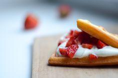 Mandlové vafle (Lowcarb waffles) – Chef MUM