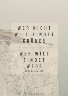 Photo from gerard_zitate The Words, Cool Words, Words Quotes, Me Quotes, Sayings, Motivational Quotes For Life, Inspirational Quotes, German Quotes, Decir No