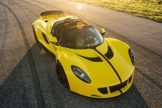 2016 Hennessy Venom GT runs on e85 fuel and produces  1451 horsepower with 26 psi of boost!!!!!  I want one so bad pleeaaasssee!!!!!