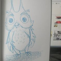 """#03 hoje foi dia de corujar os pestinhas da família. Semana que vem tem novidade. #owl  Folks, everyday i will draw and publish something from my sketchbook. It is to promote my work and a way to be better day by day. Like they say: """"Everything starts with a sketch"""" & """"Imagination > knowledge"""". So, let's do that!  #sketchup#sketch#vdevolney#draw#art#anime#ink#sketchbook#multimídia#desenho #concept  #rabisco#conceptart @vdevolney -#twitter#pinterest…"""
