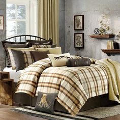 Woolrich Oak Harbor 3-pc. Quilted Coverlet Set