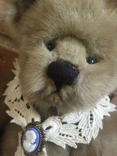 Bears Smart Annette Funicello Collector Bear Annette Funicello