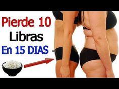 ARROZ CON LECHE PARA ADELGAZAR 10 Libras  En 15 Días. Receta Del Nutrici...
