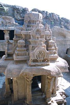 Ellora Cave Temple ~ Maharashtra, India