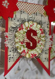 Digital Credit: RhonnaDesigns Day 4 - It's a Banner Day! Today's project is a bold and bright Merry Christmas banner made with Papertrey . Merry Christmas Banner, Holiday Banner, Christmas Paper Crafts, Christmas Projects, Handmade Christmas, Holiday Crafts, Christmas Holidays, Christmas Decorations, Cute Banners