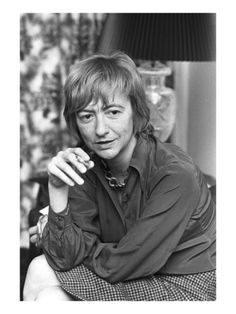 Francoise Sagan, November 1972,  being interviewed at the Blackstone   Hotel in New York.  http://www.condenaststore.com/-sp/WWD-November-1972-Francoise-Sagan-Prints_i8706933_.htm