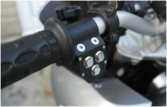 Image result for minimal motorcycle handlebar switches