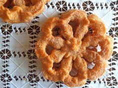 Bunuelos- mexican dessert