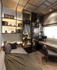 Ideas Home Bedroom Design Small Rooms Home Interior, Modern Interior, Interior Architecture, Interior Design, Luxury Interior, Luxury Decor, Asian Interior, Kitchen Interior, Interior Ideas