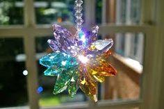 crystal hummingbird suncatcher - Google Search