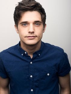 "Andy Mientus from ""The Flash"""