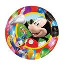 Fun Party Supplies - Children's Party Goods Mickey Mouse Party Time plates, pack of 10 NEW - Mickey Mouse Party Supplies - Toddler Party - KIDS PARTY Children's party goods for boys and girls birthdays in Essex UK Mickey Party Decorations, Mickey Mouse Party Supplies, Kids Party Supplies, Kids Party Venues, Kids Party Themes, Party Ideas, Disney Mickey Mouse Clubhouse, Minnie Mouse, Party Plates