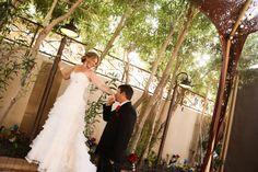Chapel of the Flowers | Glass Gardens | Las Vegas Wedding Chapel | Outdoor Vegas Chapels | Wedding Photography