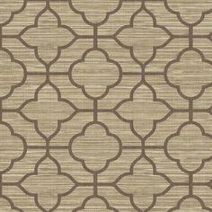 Persian Geometric Design printed over a Faux Natural grass effect print wallpaper Print Wallpaper, Custom Wallpaper, Designer Wallpaper, 3d Tiles, Modern Retro, Natural Texture, Wall Murals, Persian, Grass