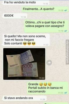 Ahahah che stupido Funny Phrases, Funny Quotes, Funny Memes, Jokes, Funny Videos, Fanny Photos, Funny Twilight, Funny Chat, Italian Memes