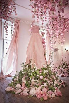 Jo Malone Peony Launch Tea Party for JM VIP's...... Hoping to get on that list soon!! Xx