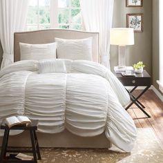 Fresh Heavy White Comforter