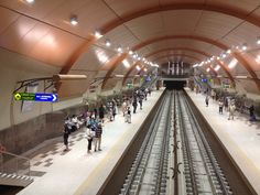 #Sofia metro - new=clean and modern