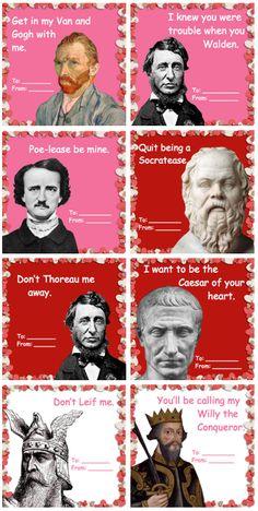 c r y i n g bc i am laughing so hard Christmas Puns, Christmas History, Valentines Day Puns, Funny Valentine, Art Puns, Science Wedding, Punny Puns, Love Puns, Teacher Humor
