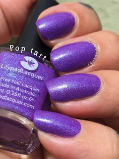 SOLD Lilypad Lacquer - Pop Tart BN $13