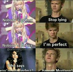 Hahahahaha! I just love his faces!