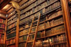 National Library, Paris, France #bibliotecaspordentro